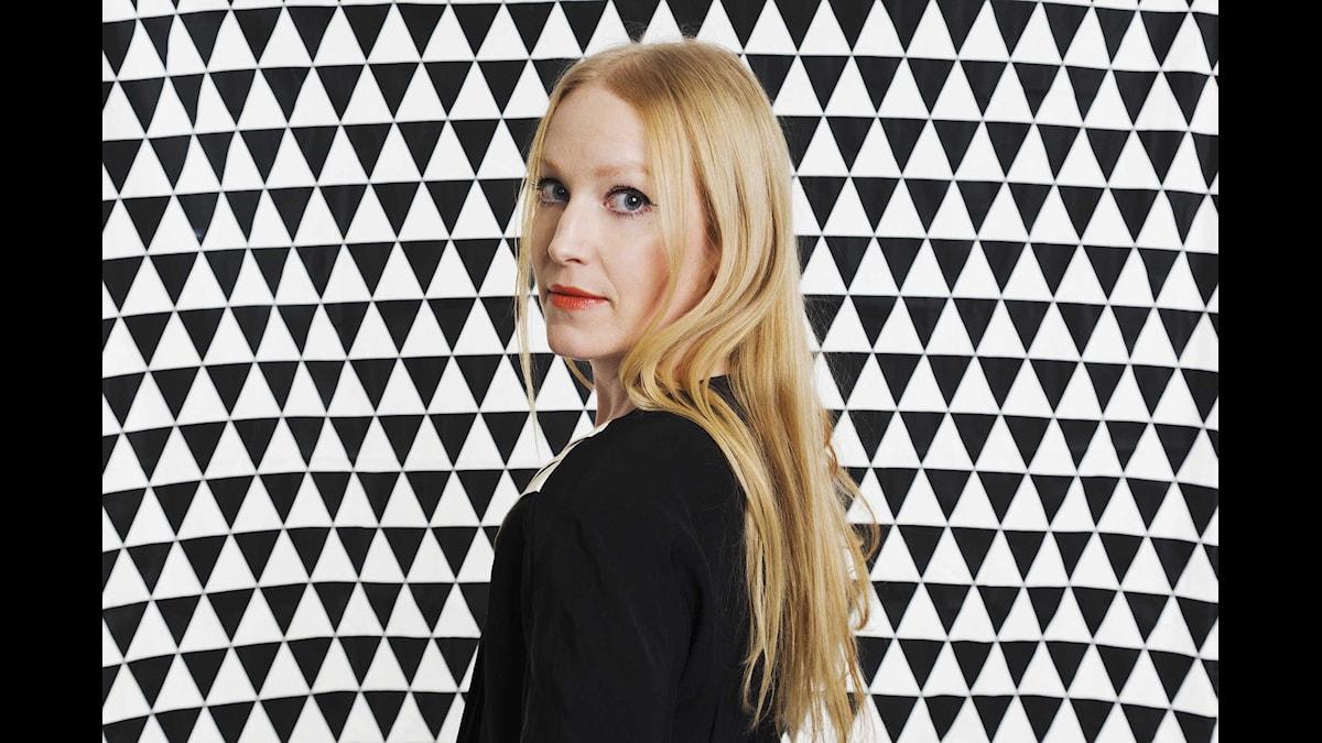 Anna Lindström. Foto: Mattias Ahlm/Sveriges Radio