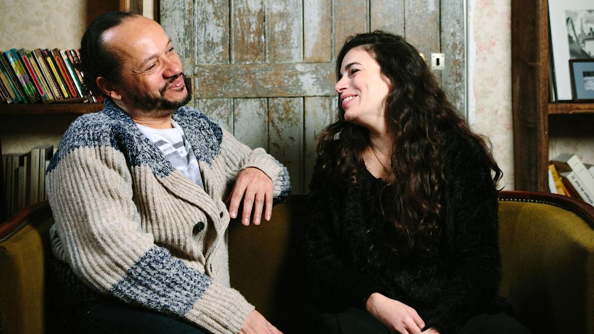 Yael Naim och David Donatien om sitt nya album: Foto: Mathieu Génon