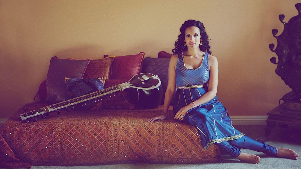 Anoushka Shankar. Foto: Harper Smith/Deutsche Grammophon