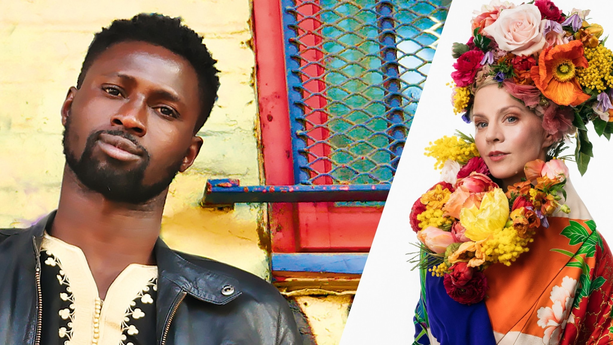Bäst just nu: Modou Touré från Senegal, brev från Lea och Sofia Jannoks