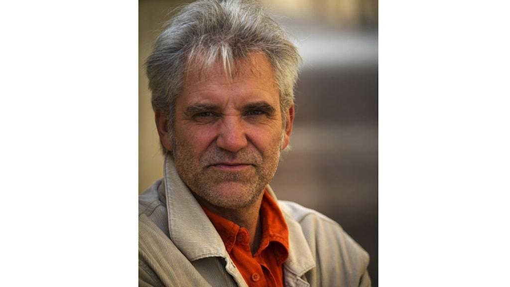 Martin Bagge. Foto: Urban Jörén