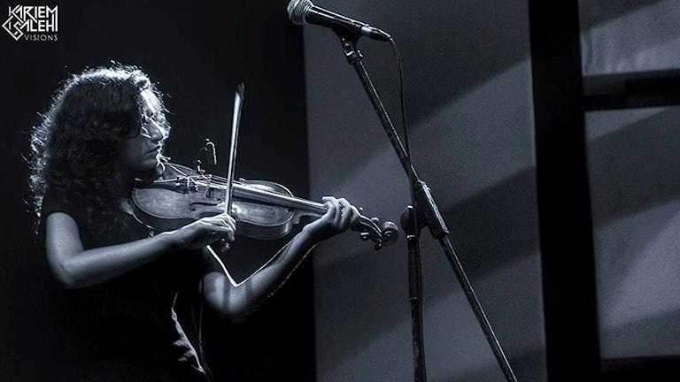 Nancy Mounir. Foto: Kariem Saleh