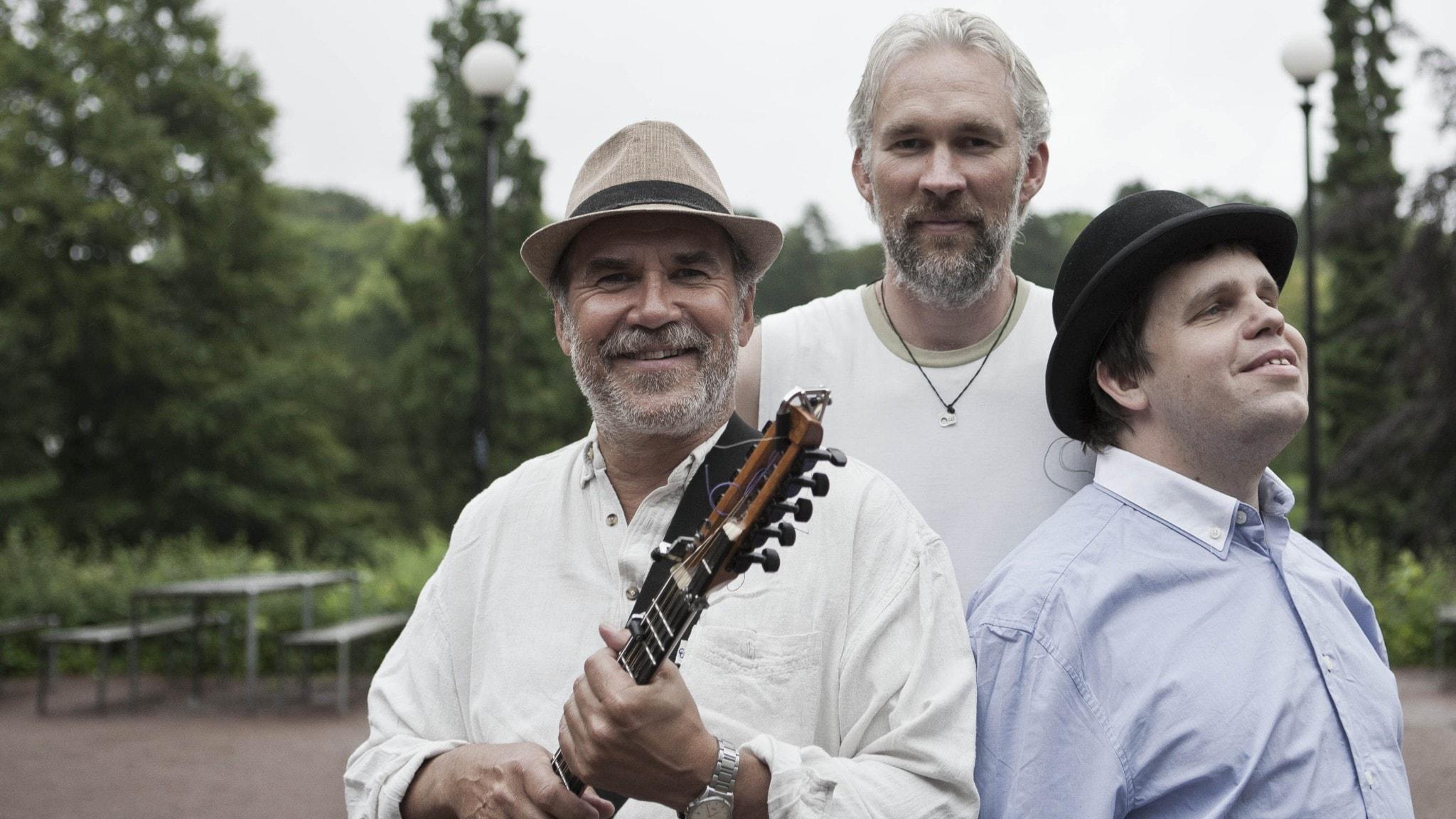 Bild: Ale Möller trio.