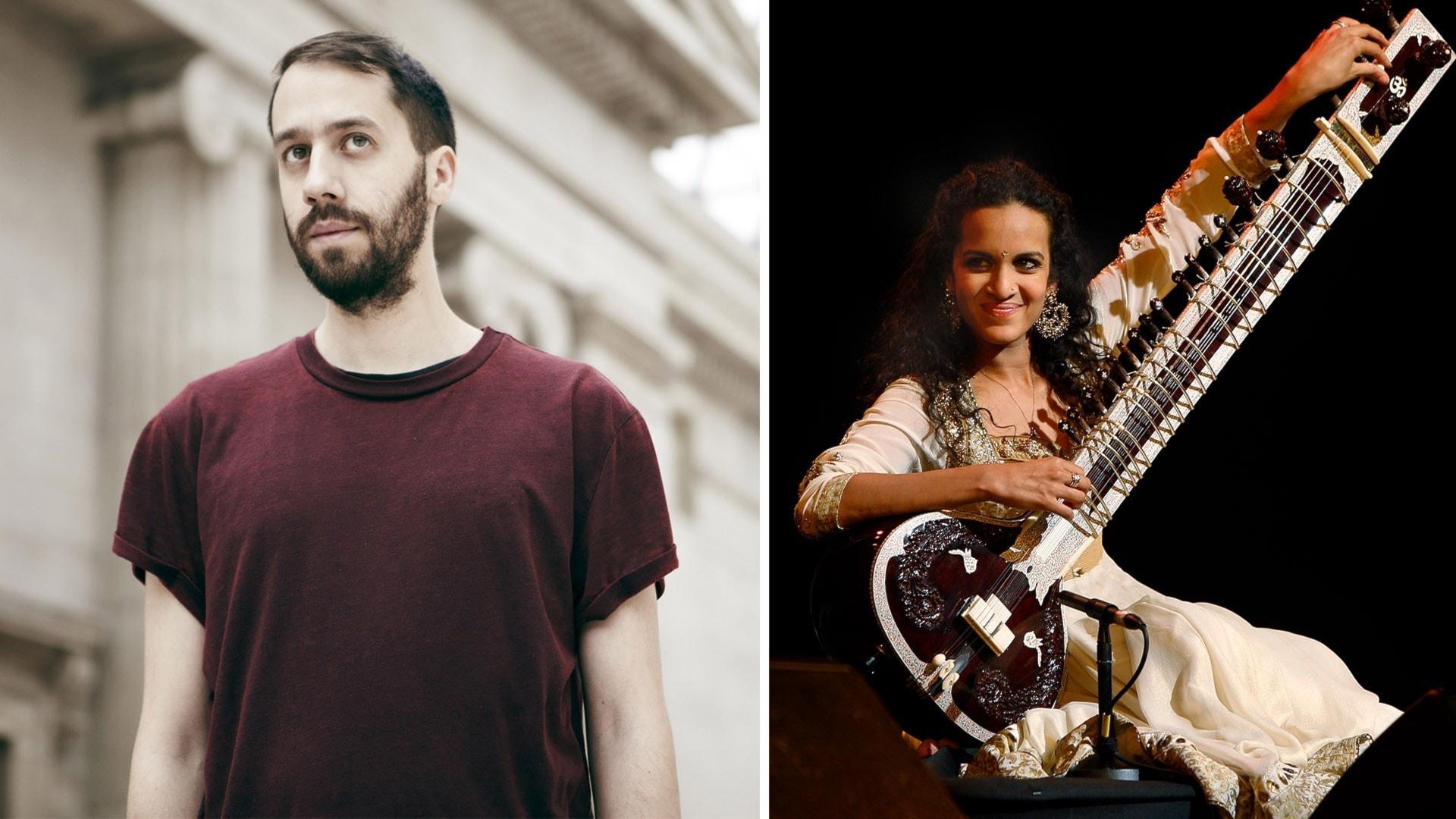 KONSERT: Sitar möter synth – Anoushka Shankar & Gold Panda