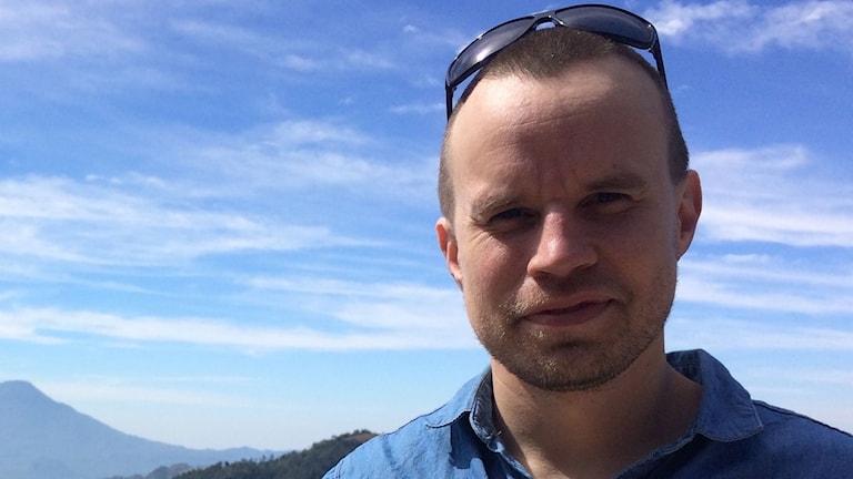 Artisten Simon Issát Marainen