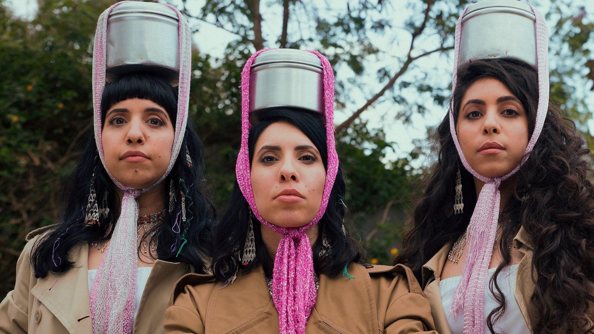 MIXTEJP: Mellanösterns drottningar