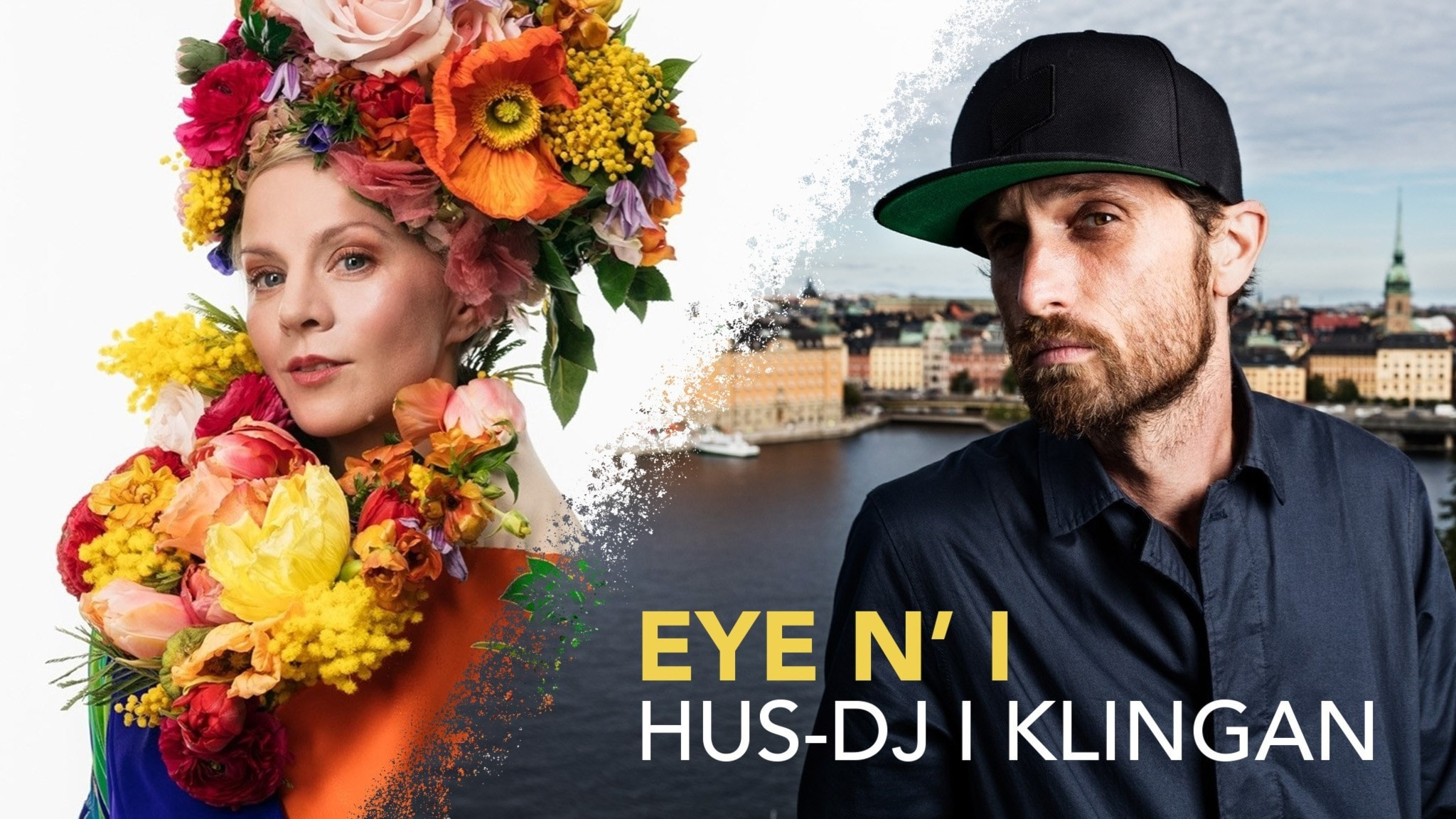 Esmeralda Moberg och Henrik Eye N´ I Blomqvist