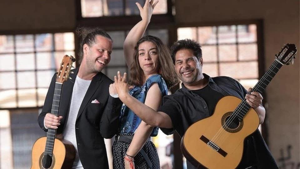 KONSERT: Tres Cuentos bjuder på flamenco i världsklass