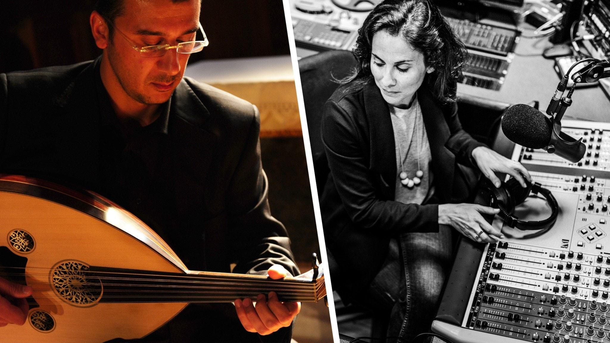 Djupdykning: Revolutionens musik i Beirut och den korthalsade lutans poesi
