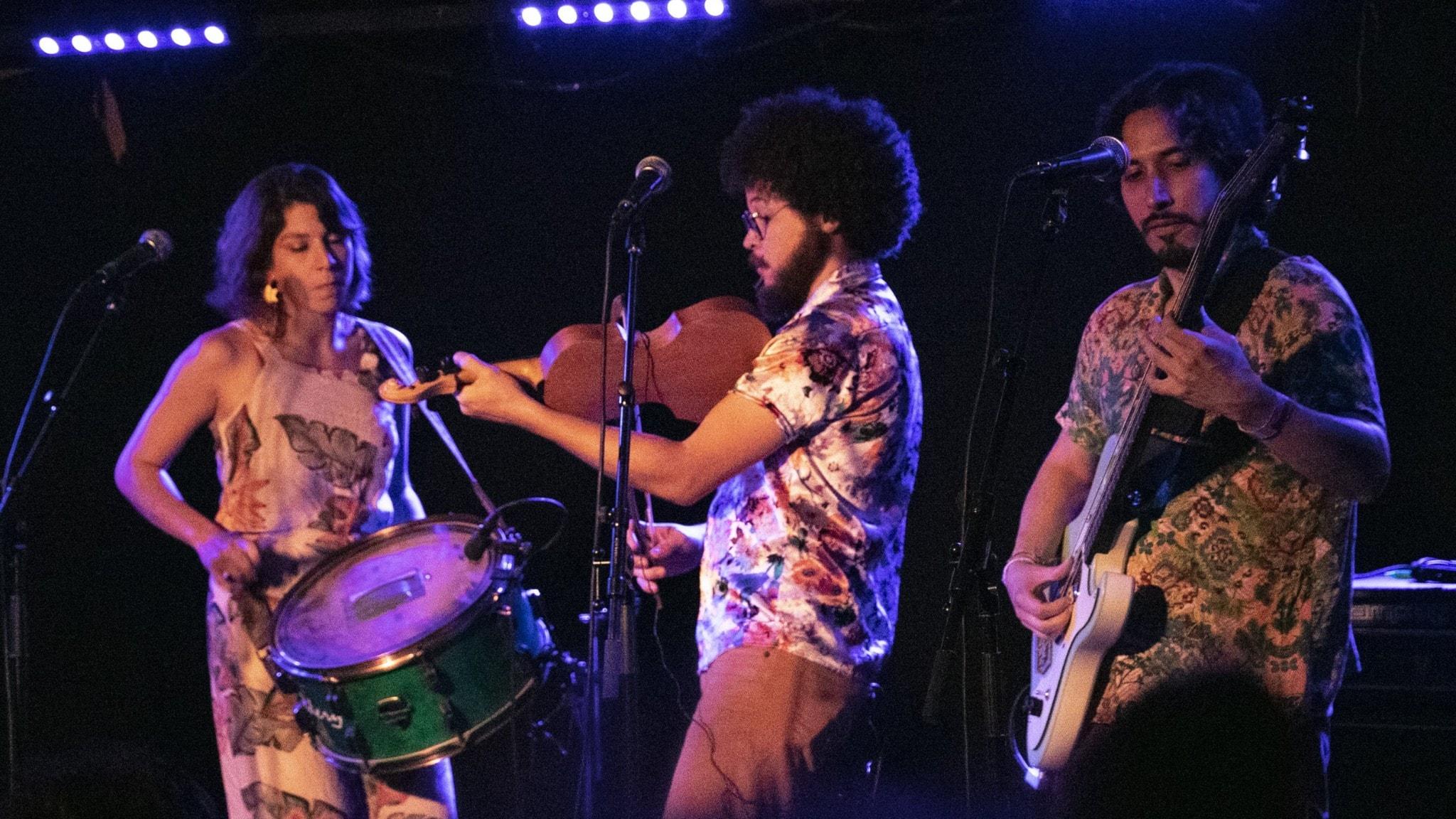KONSERT: Folkmusik från Brasilien med Forro na Caixa