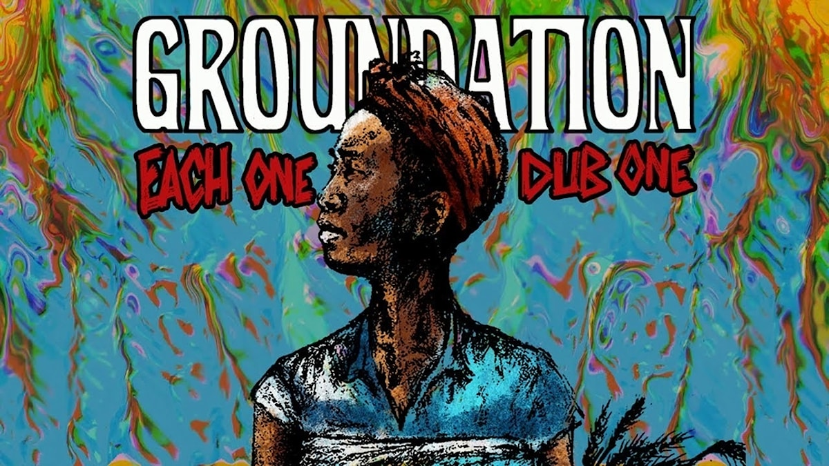 Promotionbild Groundation