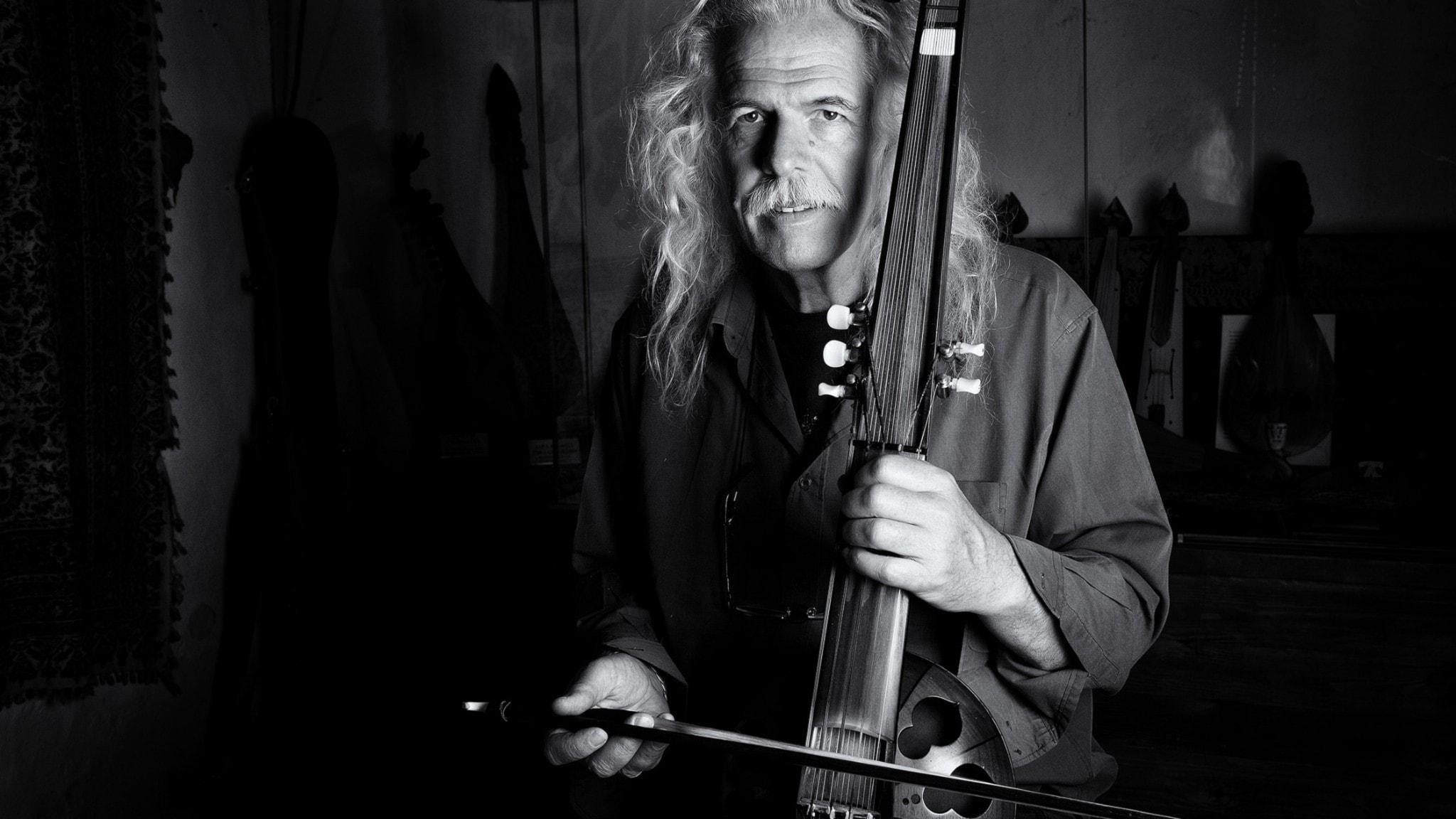 KONSERT: Ross Daly – stigfinnare i orientalisk musik, del 2