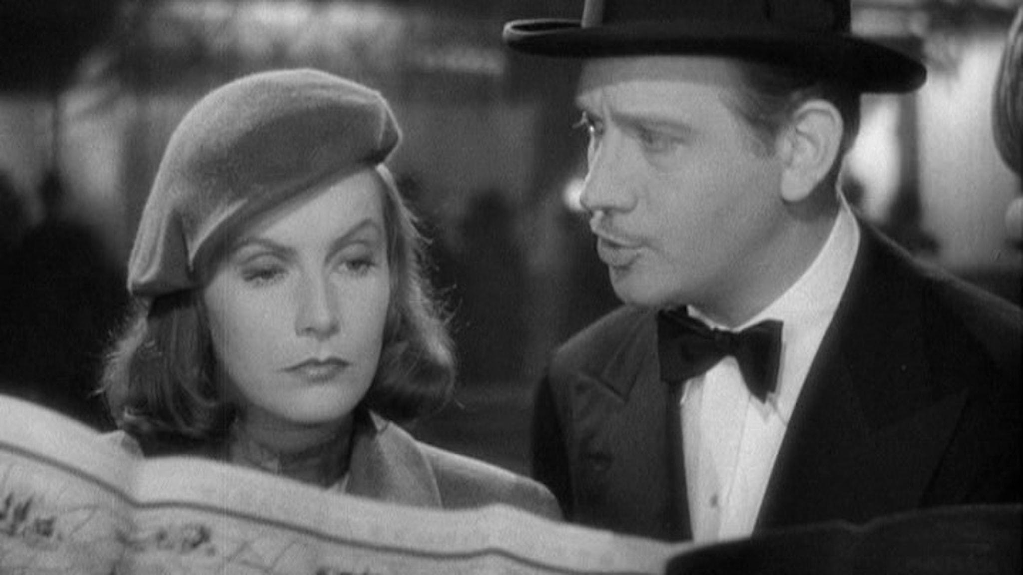 Bild från filmen Ninotchka från 1939