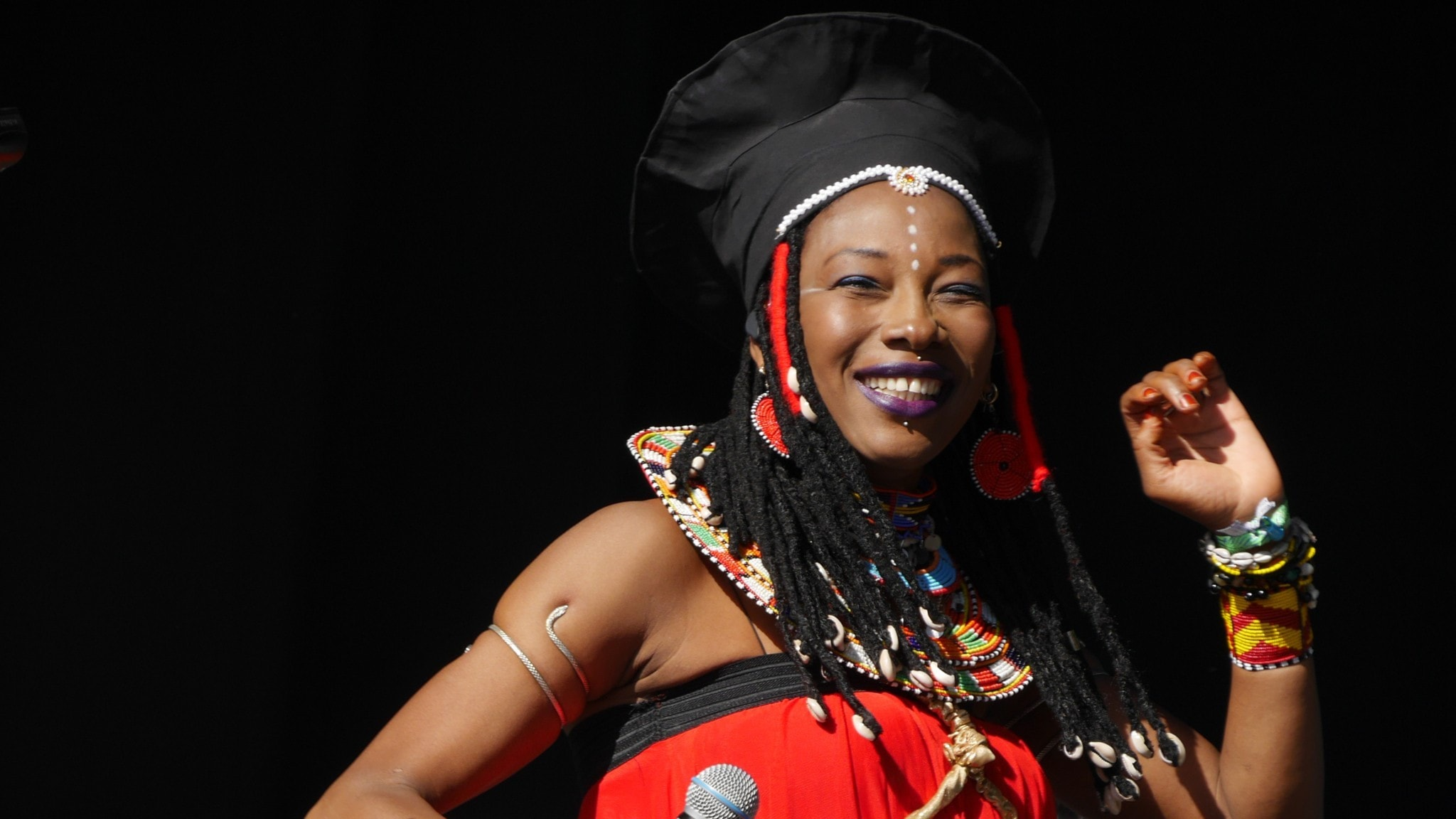 MIXTEJP: Afrikansk disco