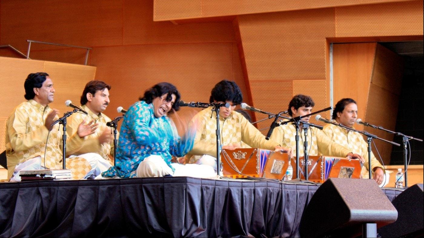 KONSERT: Qawwali – muslimsk gospel med Faiz ali Faiz