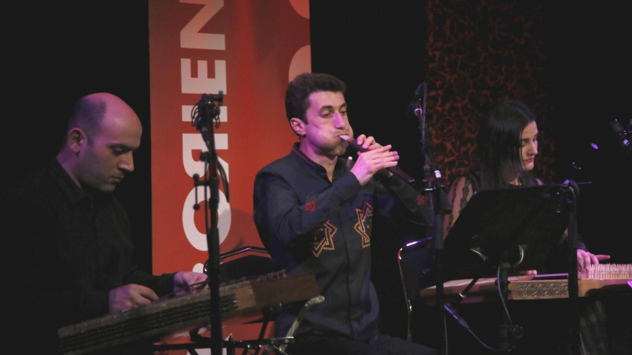 KONSERT: Armenisk musik – tusen år mellan öst och väst - spela