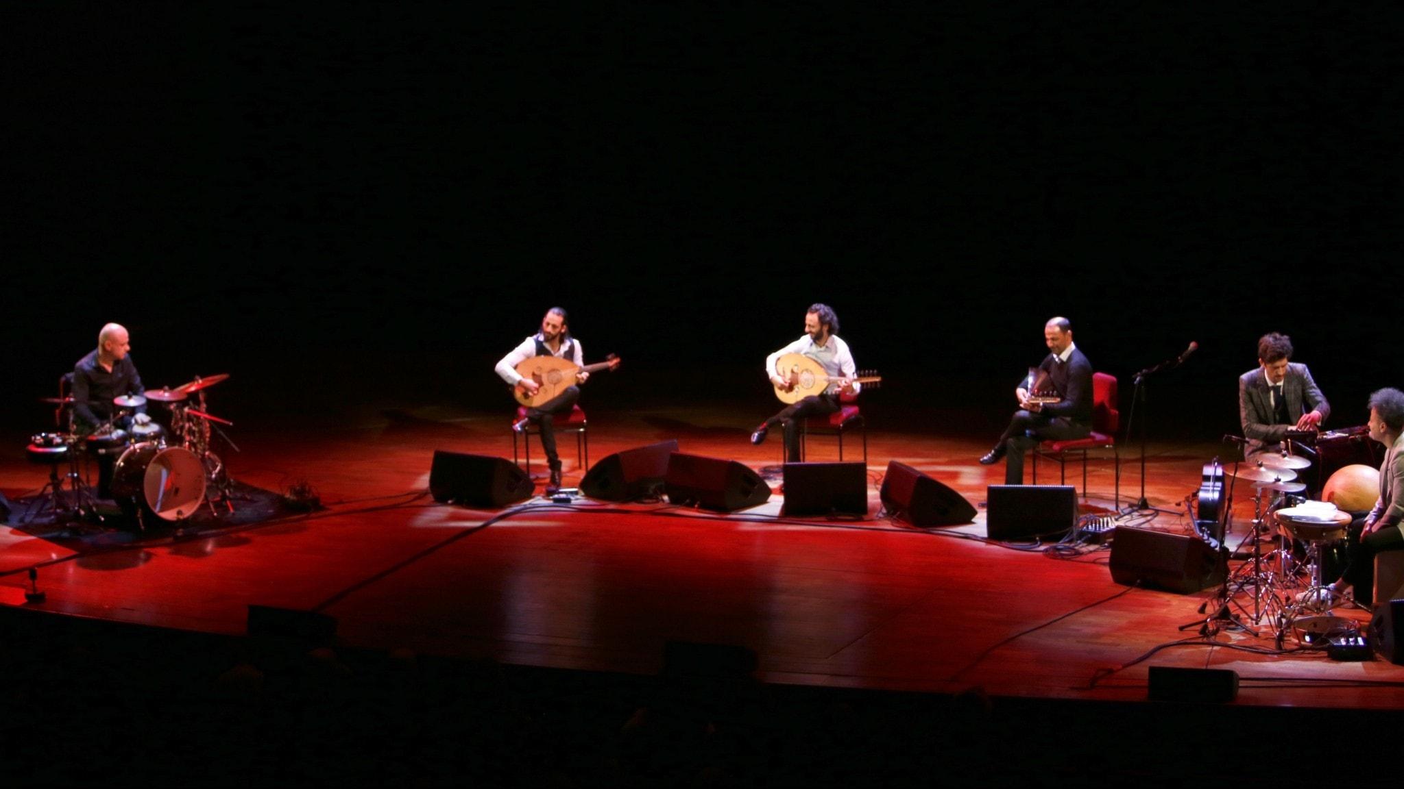 Bild: Trio Joubran.