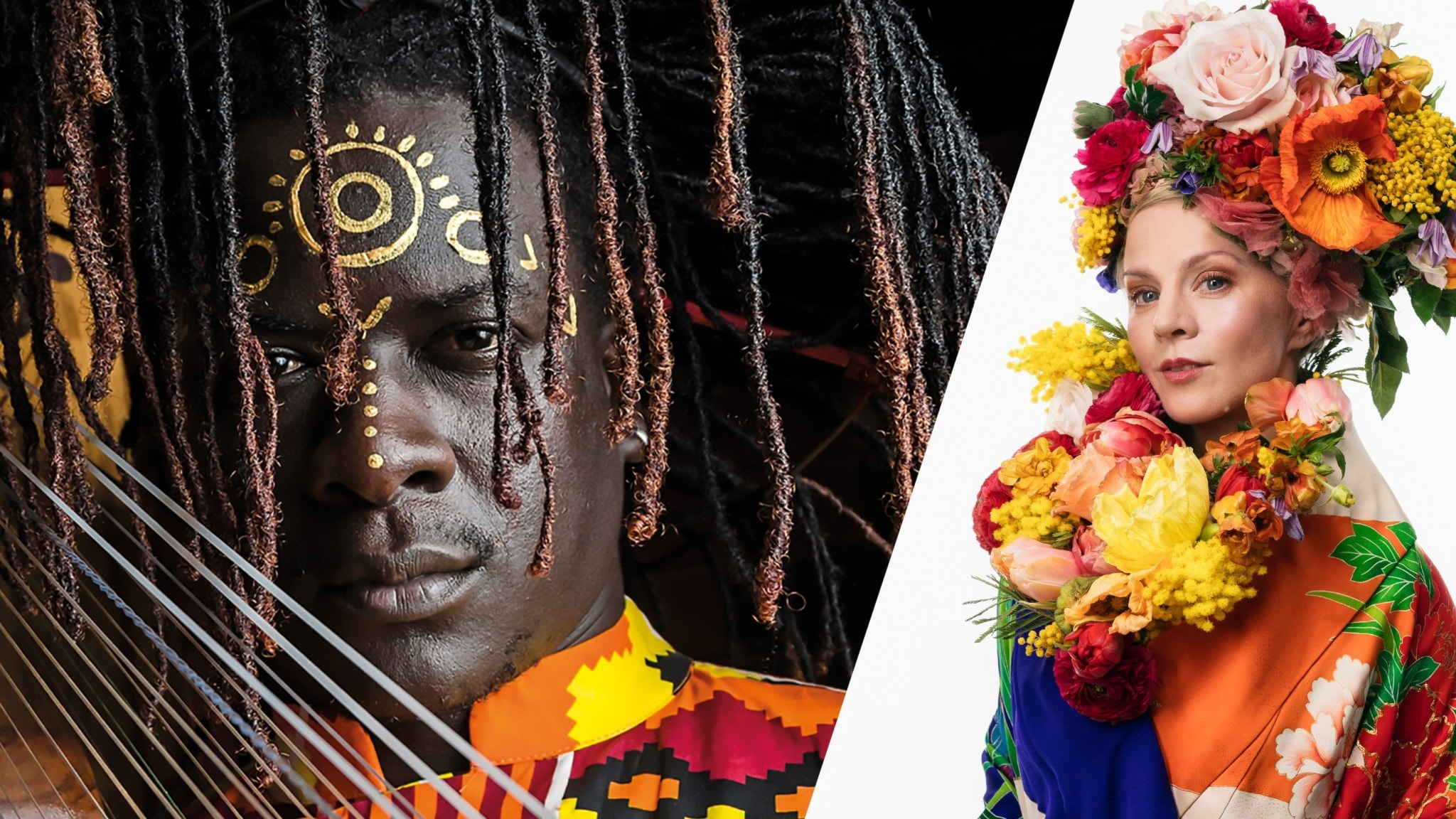 Bäst just nu:  World Disco och ugandisk harpa