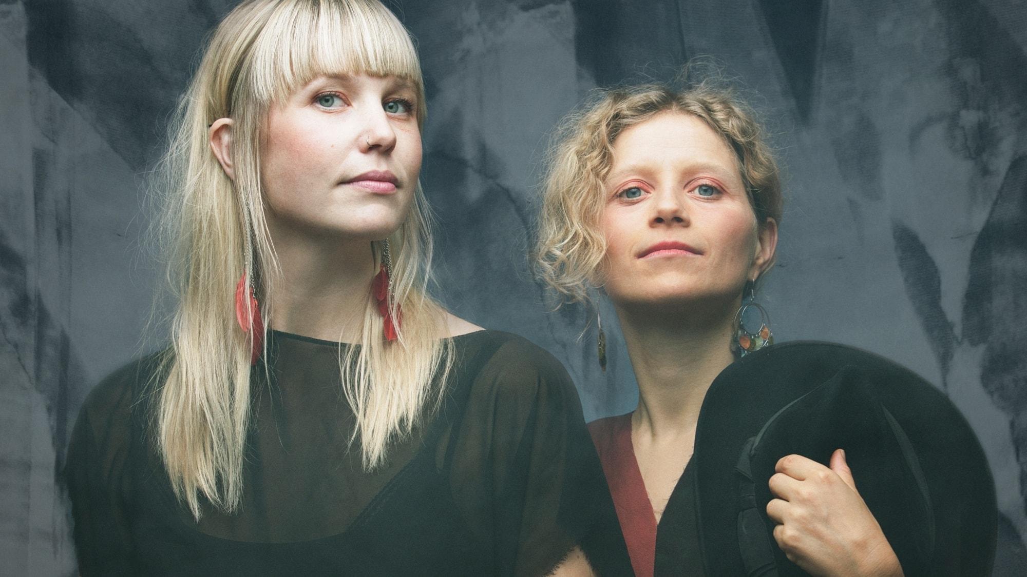 KONSERT: Sånger på jiddisch med Ida & Louise