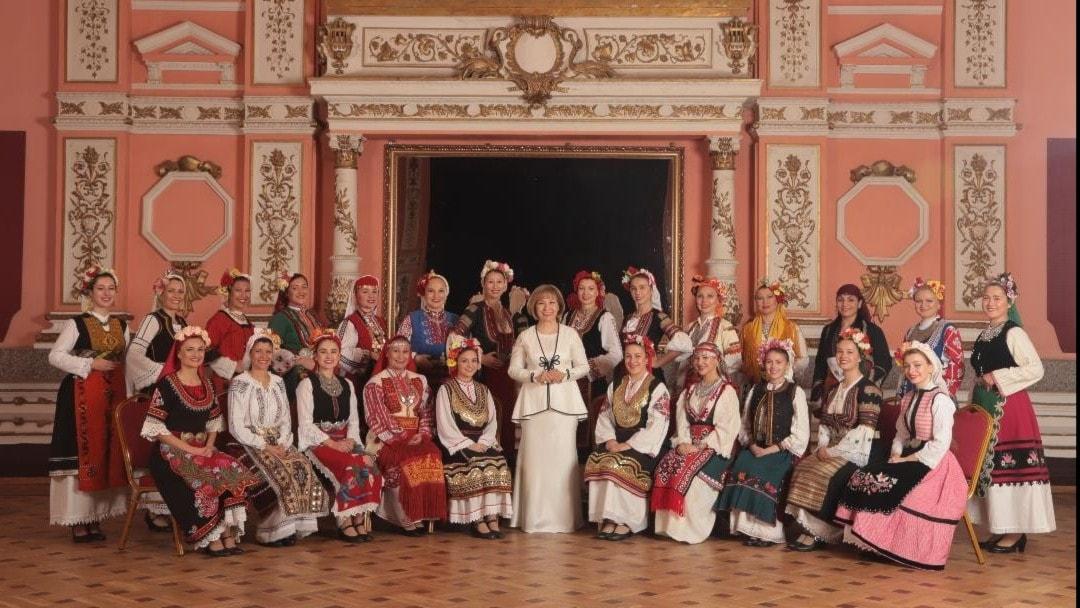 KONSERT: Bulgariska folksånger med Vanya Moneva Choir