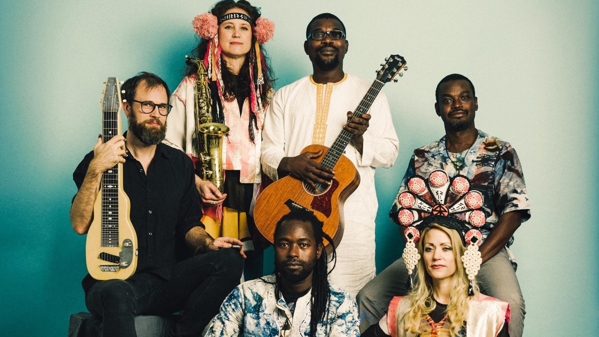 Bandet Ouaga Sessions