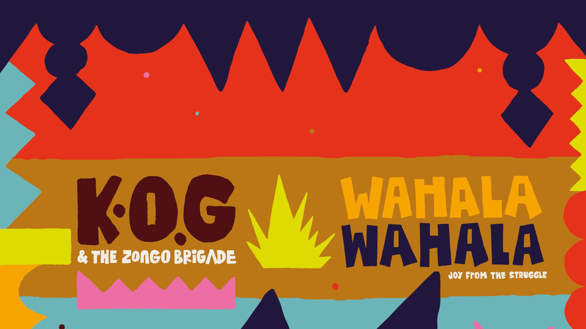 Wahala - Cd-omslag