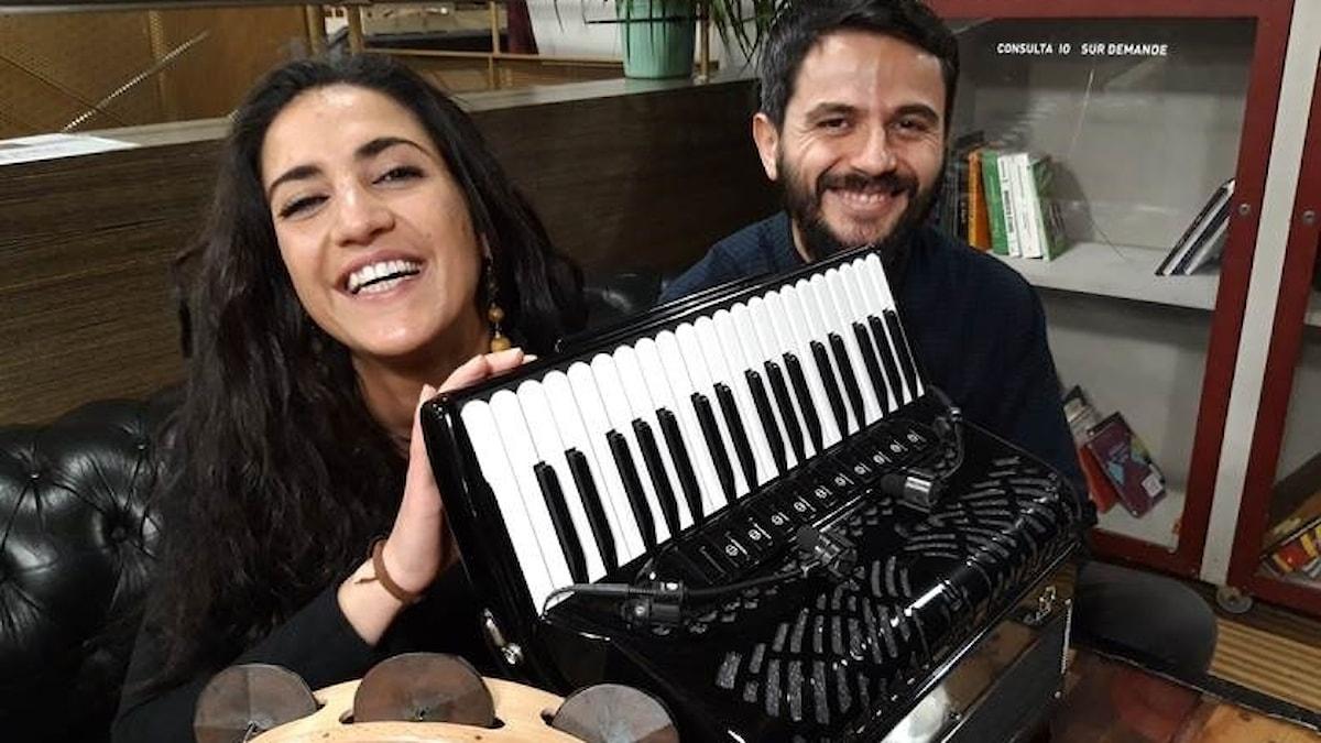 Duon Rachele Andrioli och Rocco Nigro