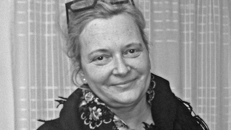 Ulrika Lindgren (Foto: Marie Jansson/Radioteatern)