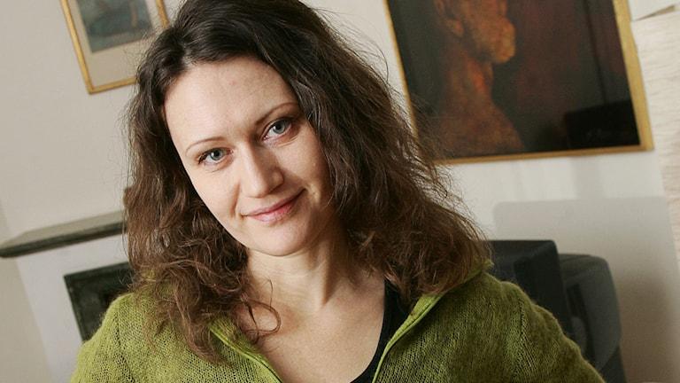 Petra Östergren (Foto: Jonas Ekströmer /TT)