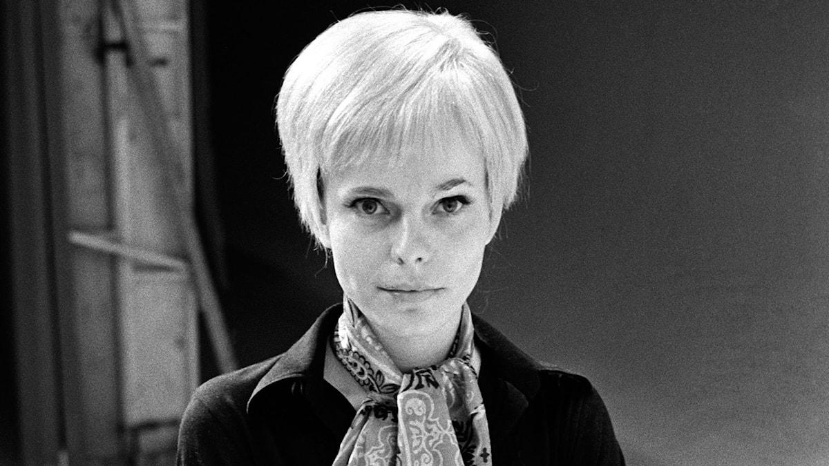 Marie Göranzon (Foto: Bertil S-son Åberg/SVT Bild)