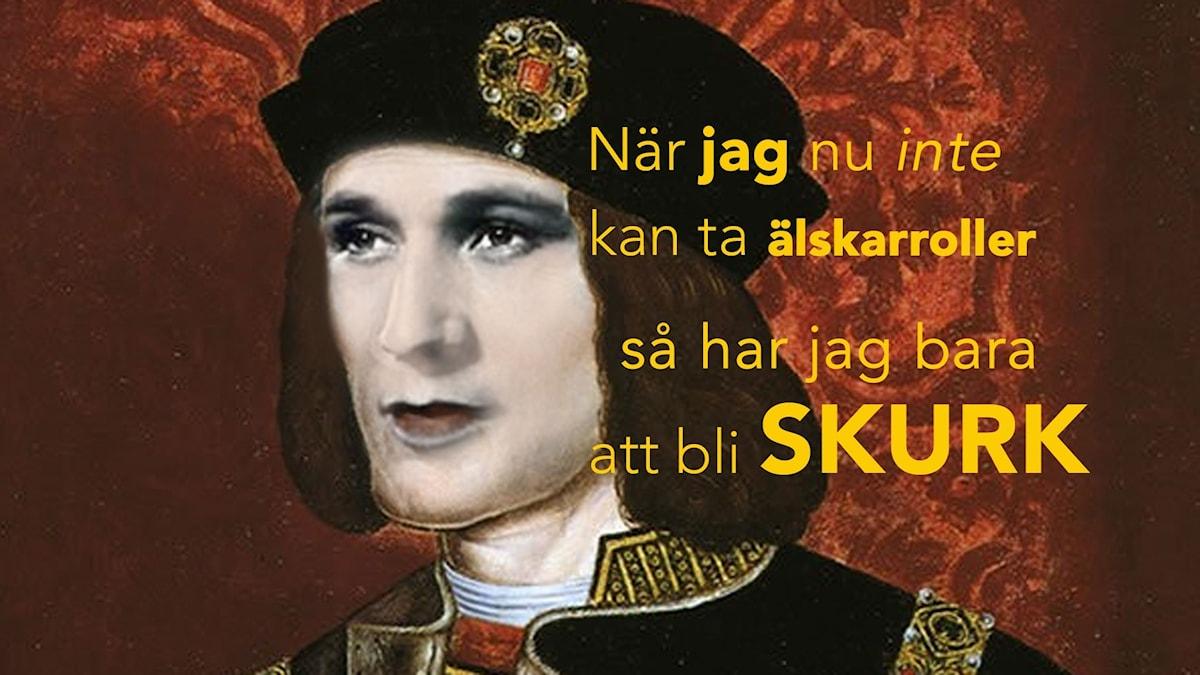 Georg Rydeberg och/eller Rickard III.