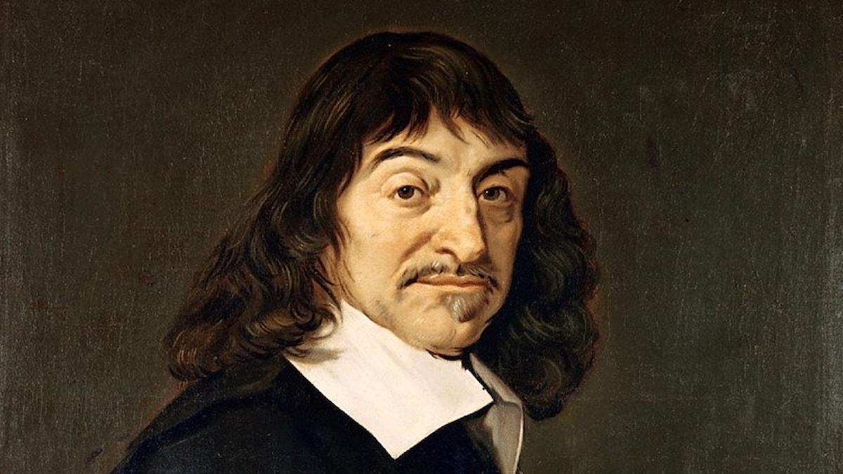 René Descartes, porträtt av Frans Hals