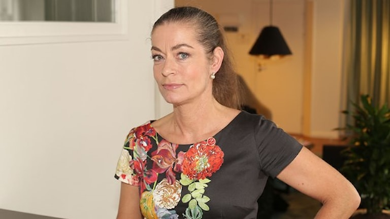 Camilla Thulin.