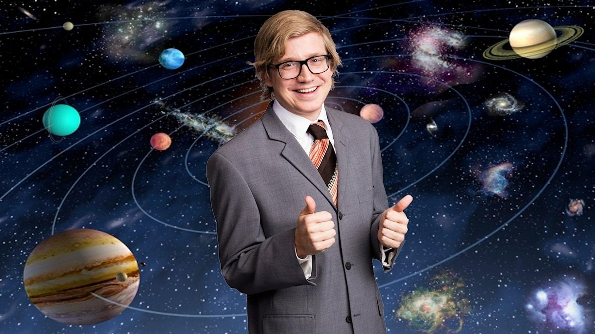Adrian i rymden