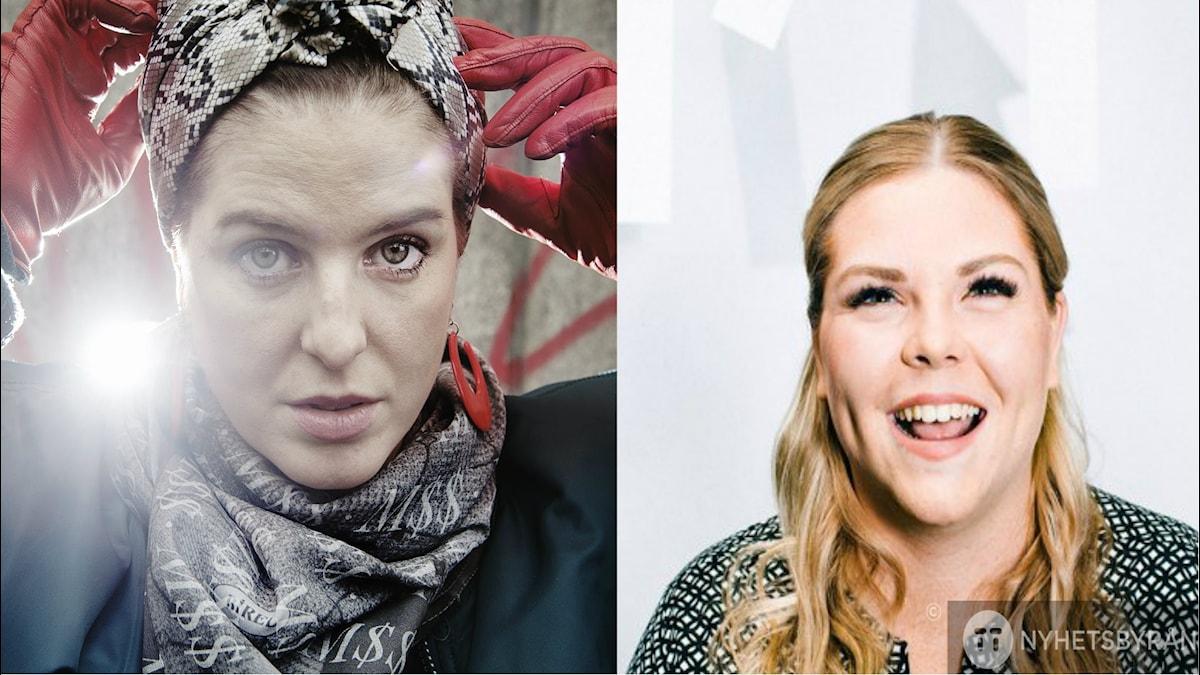 Veckans quizzare: Anso Lundin och Johanna Nordström
