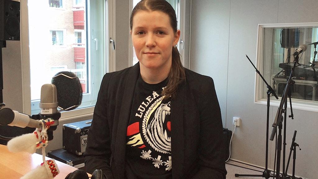 Michelle Karvinen, Luleå/MSSK.