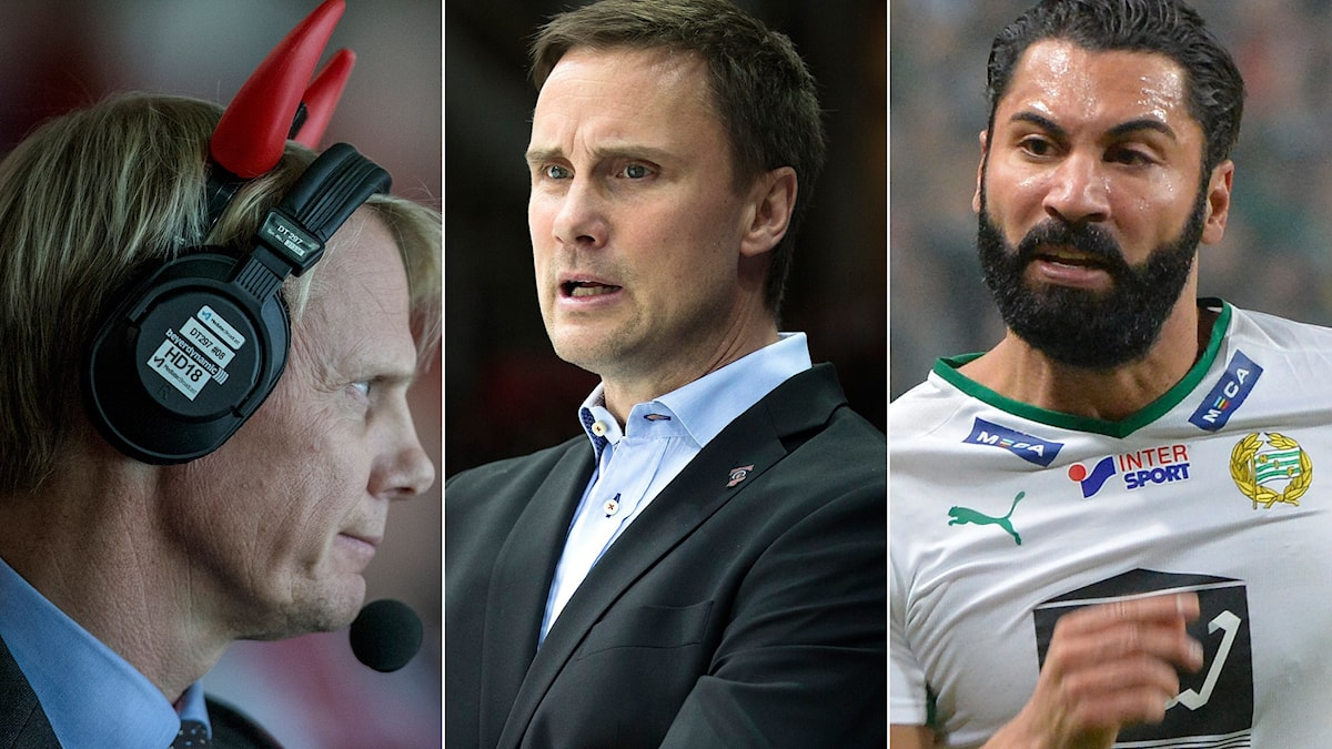 Niklas Wikegård gästar veckans Istid, Roger Rönnbergs nya lugnare ledarstil analyseras och fotbollsspelaren Stefan Batan utmanar hockeyspelarnas slutspelsskägg.