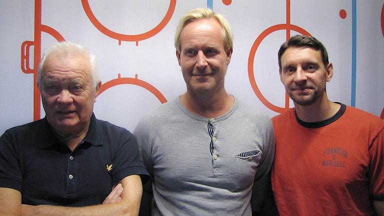 Programbild för Istid - Radiosportens hockeypodd