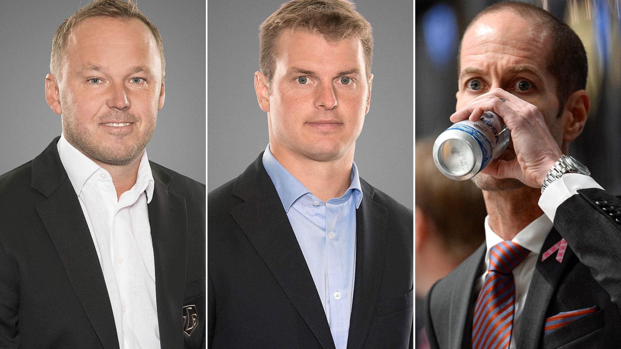 Leksands sportchef Mikael Karlberg, Djurgårdens dito Joakim Eriksson och NHL-scouten Anders Forsberg hörs i veckans Istid.
