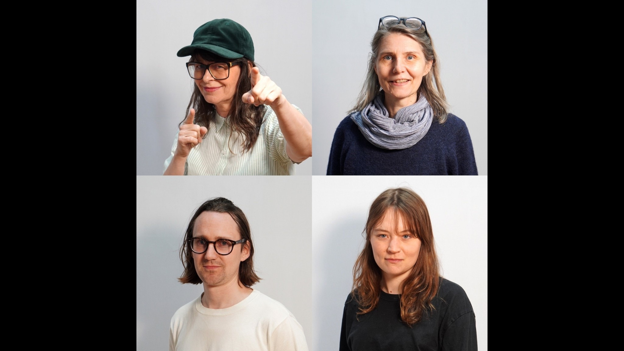 Anna-Charlotta Gunnarsson, Agneta Karlsson, Carl-Johan Ulvenäs & Hanna Frelin
