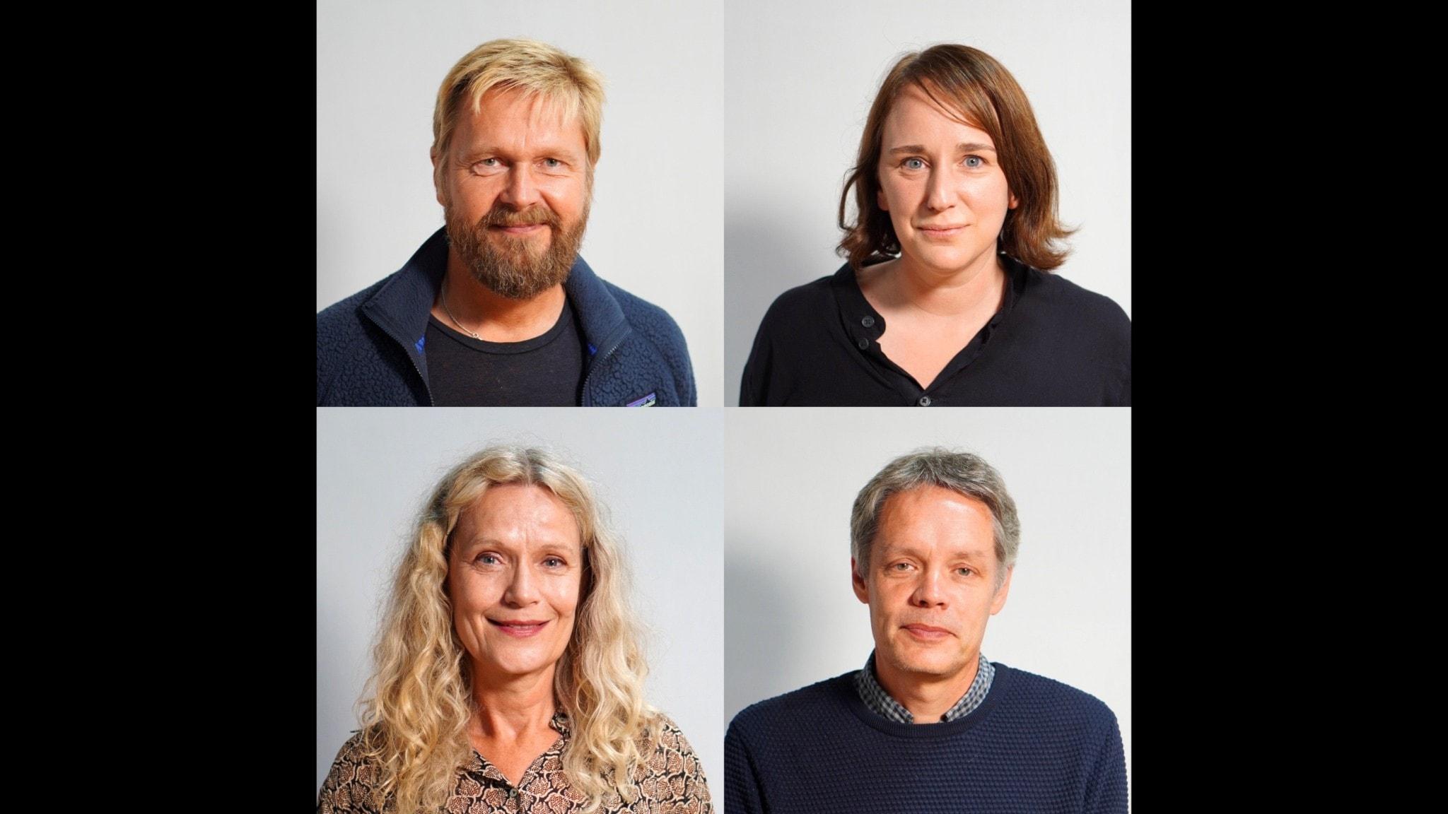 Björn Wiman & Hanna Fahl mot Åsa Wikforss & Ulf Danielsson