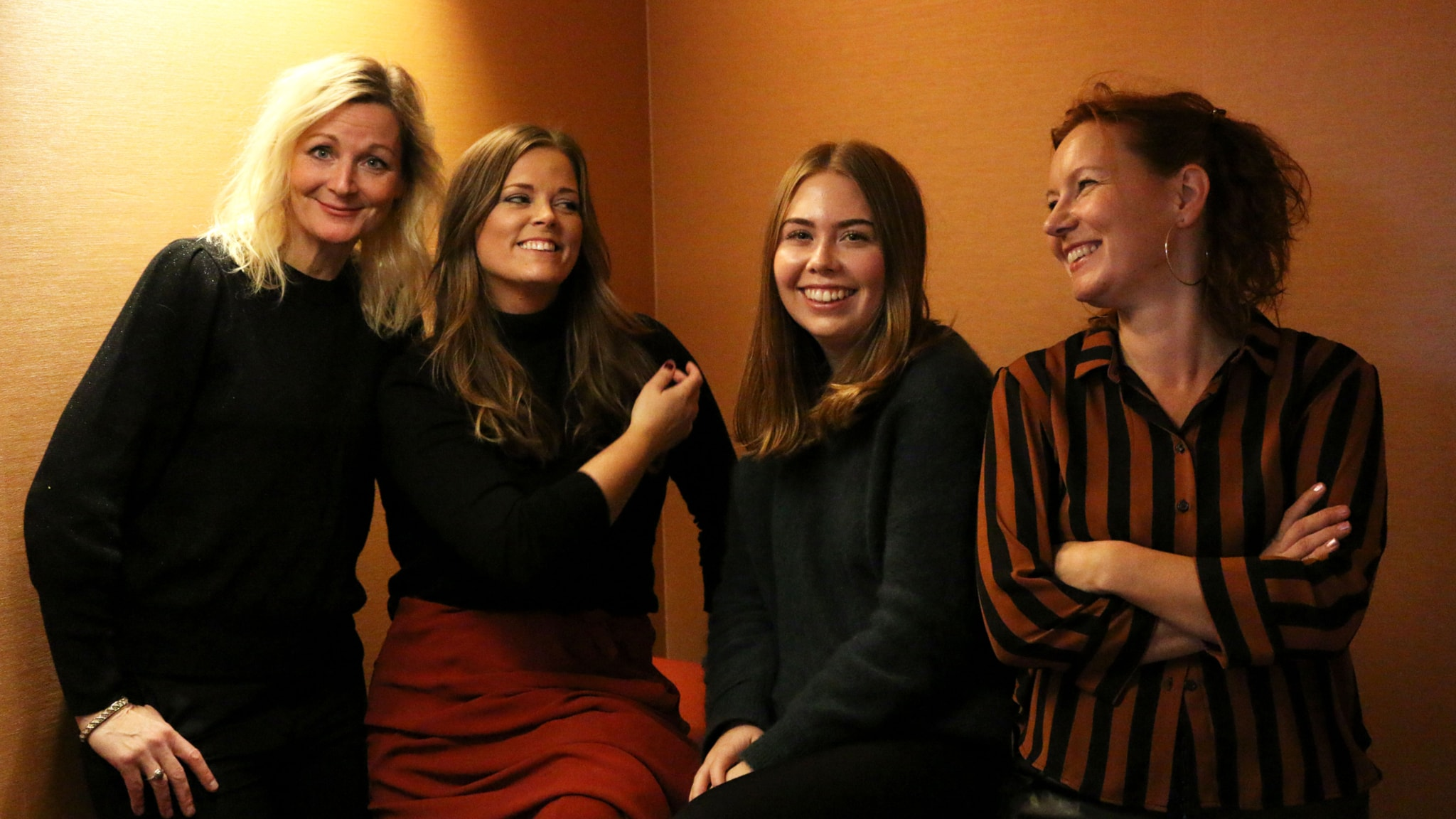 Med Anna Engström & Frida Nygård