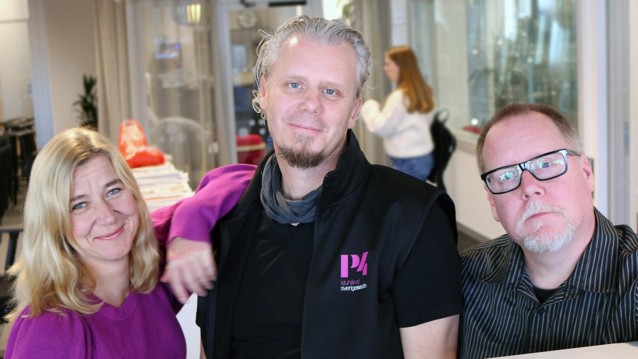 Med Niclas Odengård