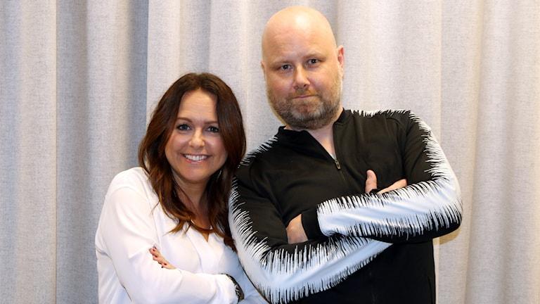 Med Sara Nygren & Cecilia Gustafsson