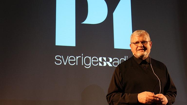 Martin Lind. Foto: Emma Hallenberg / Sveriges Radio