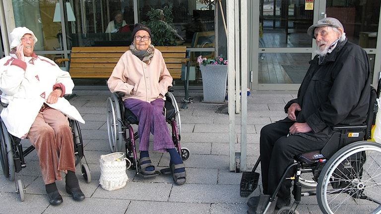 Livet på hemmet Foto: Rosa Fernandez/Sveriges Radio