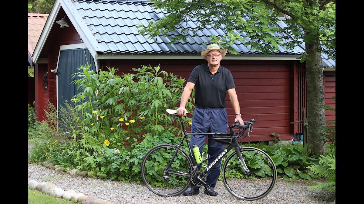 Populære Hälsan – om cykeln som medicin 28 juli 2015 kl 14.30 - Cykla i P1 BS-55