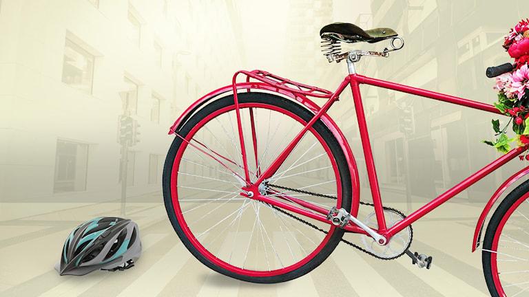Programbild för Cykla i P1