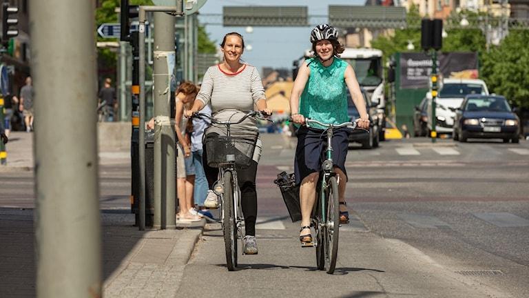 En serie som handlar om hur cykeln kan lösa några av samtidens problem.