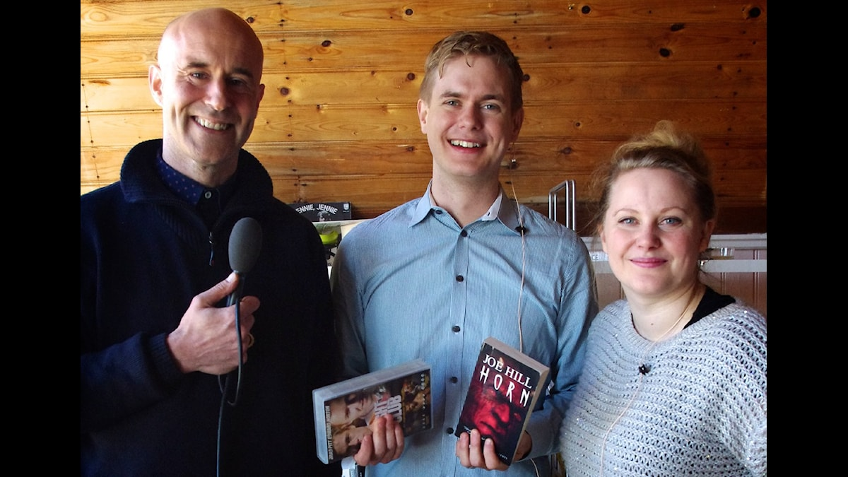 Mark Levengood, Gustav Fridolin och Jenny Lind